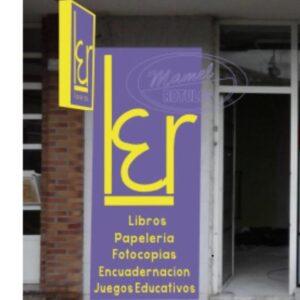 LER-LIBRERIAS
