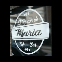 CAFE BAR EL RINCON DE MARIA